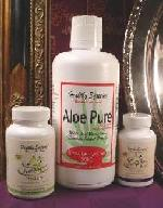 Aloe Pure, ProEnzyme and ComPlex 50 Plus